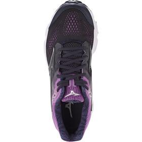 Mizuno Wave Inspire 15 Buty do biegania Kobiety, blue graphite/blue graphite/chinese violet